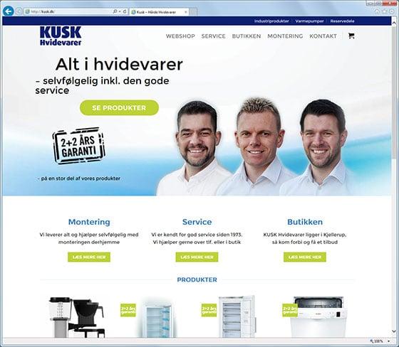 web-kusk