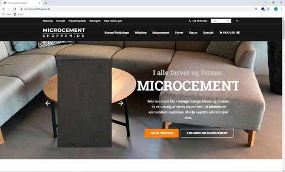 microcement_hjemmeside