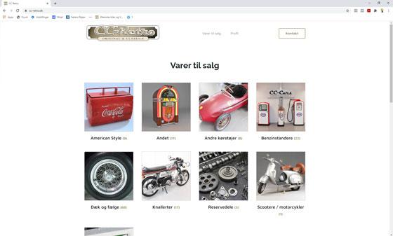 cc-retro_hjemmeside